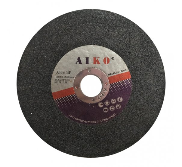 "6"" AIKO cutting disc for metal"