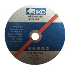 "7"" AIKO cutting disc for metal"