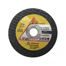 "4"" LICON cutting disc for steel(Double net)"