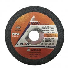 "5"" LICON cutting disc for steel"
