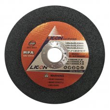 "6"" LICON cutting disc for steel"