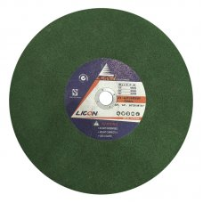 "14"" LICON cutting disc for steel(Green)"