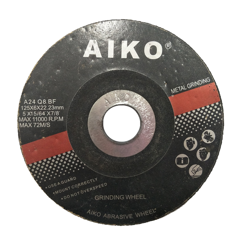 "5"" AIKO grinding disc for metal"