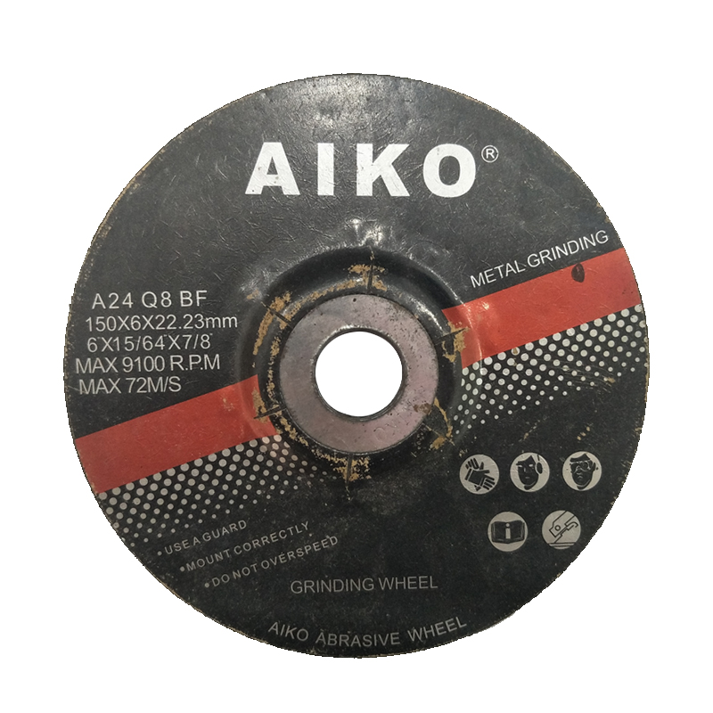 "6"" AIKO grinding disc for metal"