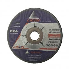 "4"" LICON Grinding Disc for metal"