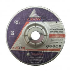 "6"" LICON Grinding Disc for metal"