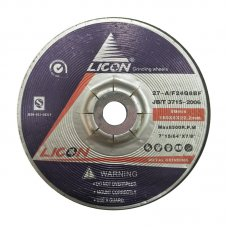 "7"" LICON Grinding Disc for metal"