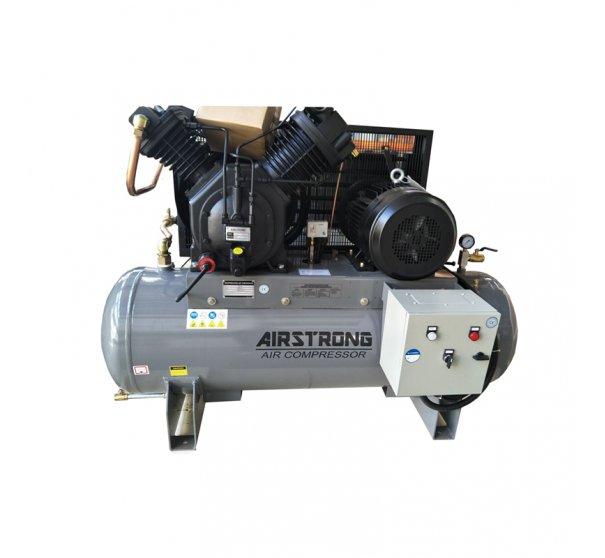Airstrong 15HP 303L 415V Air Compressor H100