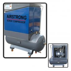 Airstrong 15HP 300L 415V Screw Compressor KSAMT15HP