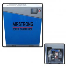 Airstrong 30HP 415V Rotary Inverter Screw Compressor KSPM30HP