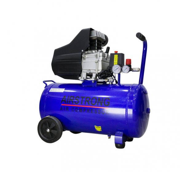 Airstrong 2.5HP 24L 230V Direct Air Compressor AS2524D-ASME