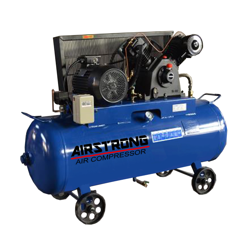 Airstrong 10HP 300L 415V Air Compressor ASFS100-300H