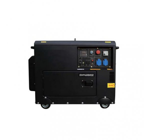Airstrong Diesel Generator 4.5-5KVA  DHY6000SE Silent