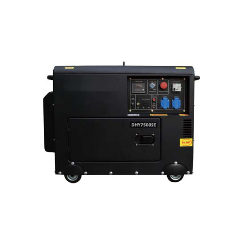 Airstrong Diesel Generator 4.5-5KVA  DHY7500SE Silent