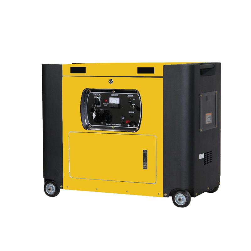 Aiko Diesel Generator  (SLIENT) LT6500GF