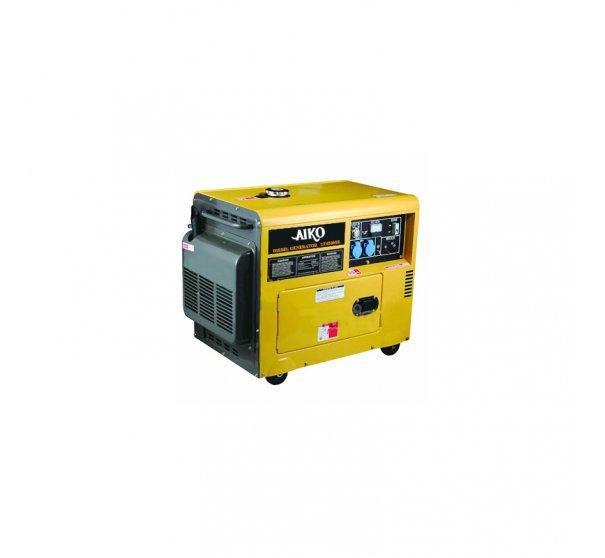 Aiko Diesel Generator  (SLIENT) LT6500SE
