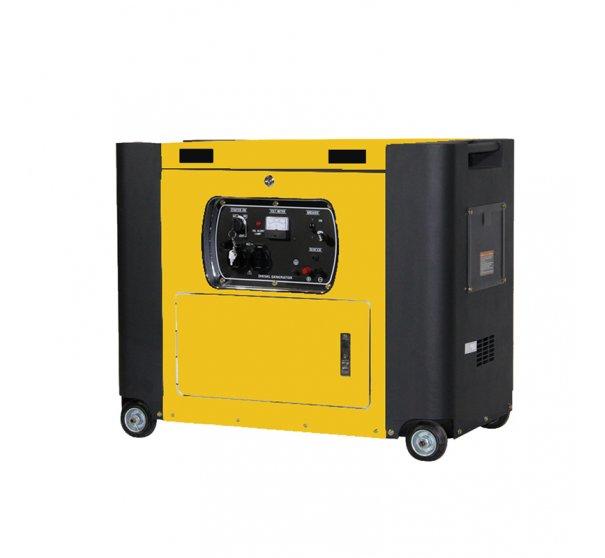 Aiko Diesel Generator  (SLIENT) LT7500GF