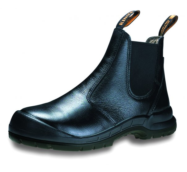 King's Comfort Range Mid Cut Safety Shoes KWD 706