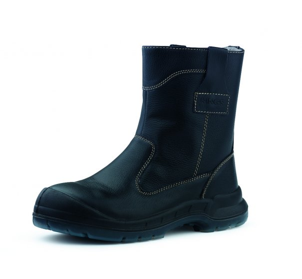 King's Comfort Range High Cut Safety Shoes KWD 805