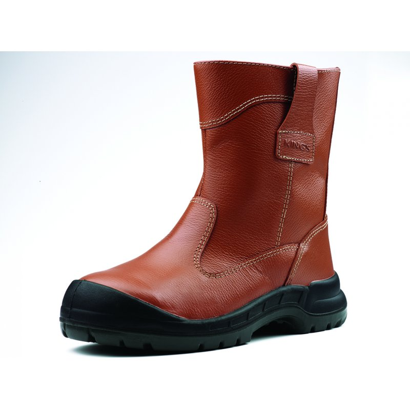 King's Comfort Range High Cut Safety Shoes KWD 805C