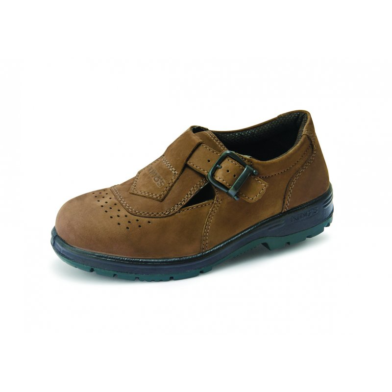 King's PU Heat Resistant Rubber Range low Cut Safety Shoes KP909KW