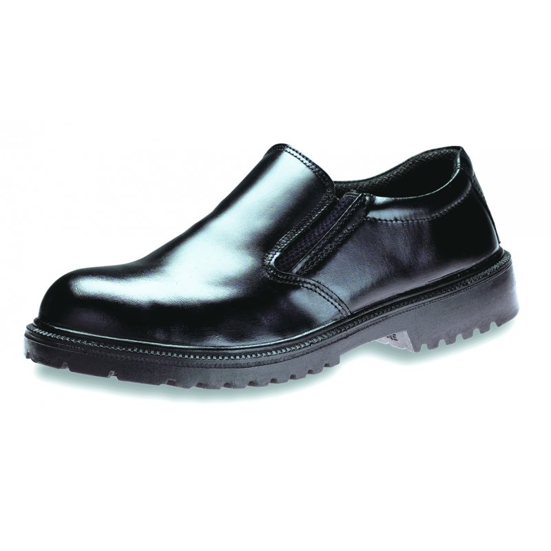 King's Executive & Uniform Range low Cut Safety Shoes KJ424SX
