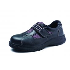King's Violet Collection Ladies Range low Cut Safety ShoesKL225X