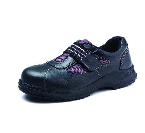 King's Violet Collection Ladies Range low Cut Safety ShoesKL225X