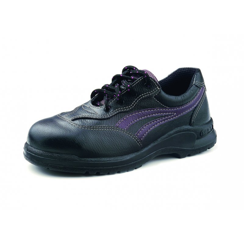 King's Violet Collection Ladies Range low Cut Safety Shoes KL335X