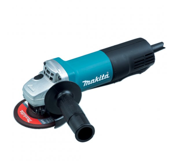 "Makita Angle Grinder 9556NBG 100mm (4"")"