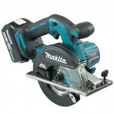 "Makita Cordless Metal Cutter DCS551RMJ 150mm (5-7/8"")"