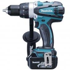 """Makita Cordless Driver Drill DDF458RTE 13mm (1/2"""")"""