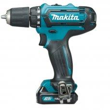 "Makita Cordless Driver Drill DF331DSAE  10mm (3/8"")"