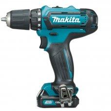 "Makita Cordless Driver Drill DF331DWYE  10mm (3/8"")"