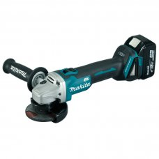 "Makita Cordless Angle Grinder DGA406Z  100mm (4"")"