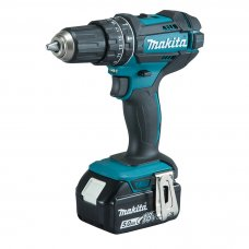 "Makita Cordless Hammer Driver Drill DHP482RTE 13mm (1/2"")"