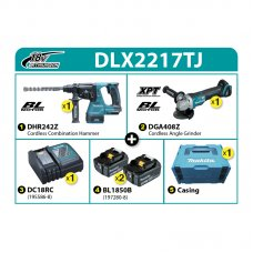 Makita Combo Kit DLX2217TJ