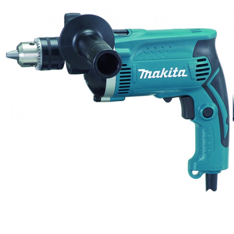 "Makita Hammer Drill HP1630/B 16mm (5/8"")"