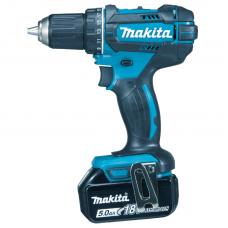 """Makita Cordless Driver Drill DDF482RTE 13mm (1/2"""")"""
