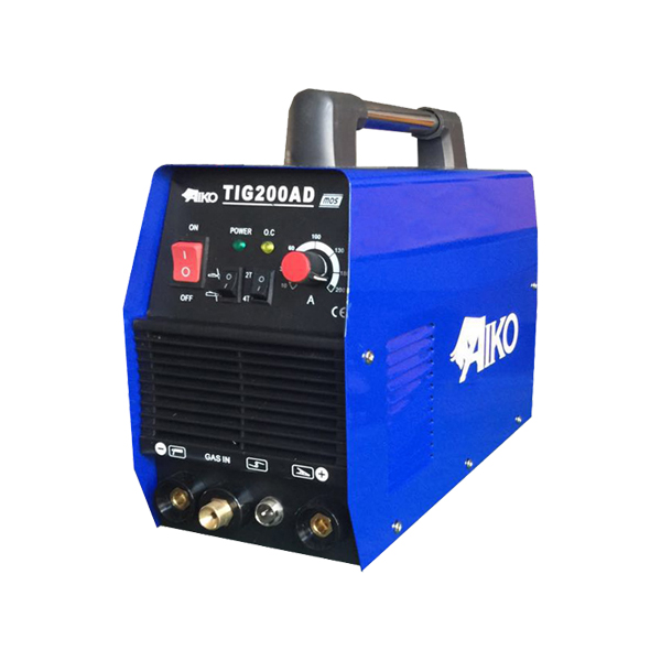 TIG/GTAW (Gas Tungsten ARC Welding)